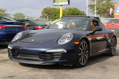 2014 Porsche 911 for sale in Wayne, MI