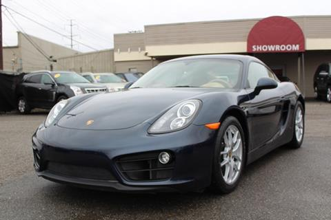 2015 Porsche Cayman for sale in Wayne, MI