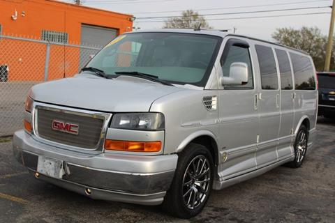 2011 GMC Savana Cargo for sale in Wayne, MI