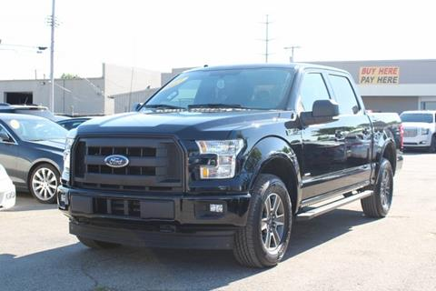 2017 Ford F-150 for sale in Wayne, MI