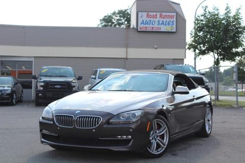 Road Runner Auto Sales >> Bmw 6 Series For Sale In Wayne Mi Road Runner Auto Sales