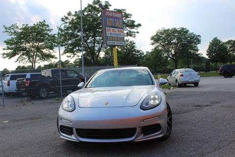 2014 Porsche Panamera for sale in Wayne, MI