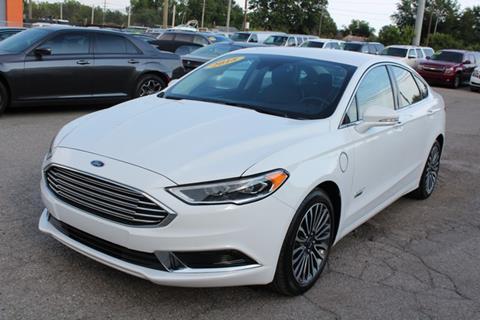 2018 Ford Fusion Energi for sale in Wayne, MI