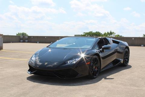 Lambo For Sale >> 2018 Lamborghini Huracan For Sale In Wayne Mi