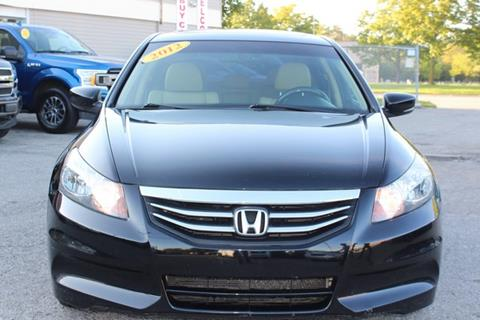 2012 Honda Accord for sale in Wayne, MI
