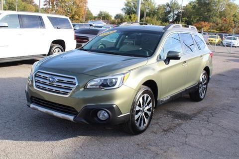 2017 Subaru Outback for sale in Wayne, MI