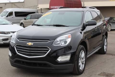 2016 Chevrolet Equinox LT for sale at Road Runner Auto Sales WAYNE in Wayne MI