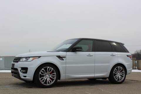 2016 Land Rover Range Rover Sport Autobiography for sale at Road Runner Auto Sales WAYNE in Wayne MI