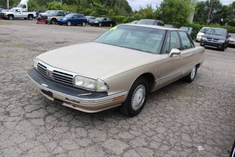 1994 Oldsmobile Ninety-Eight for sale at Road Runner Auto Sales WAYNE in Wayne MI