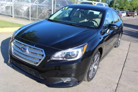 2017 Subaru Legacy for sale at Road Runner Auto Sales WAYNE in Wayne MI