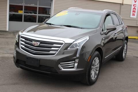 2019 Cadillac XT5 for sale at Road Runner Auto Sales WAYNE in Wayne MI