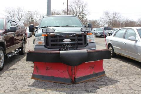 2005 Ford F-250 Super Duty for sale at Road Runner Auto Sales WAYNE in Wayne MI