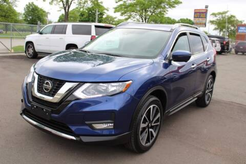 2019 Nissan Rogue for sale at Road Runner Auto Sales WAYNE in Wayne MI