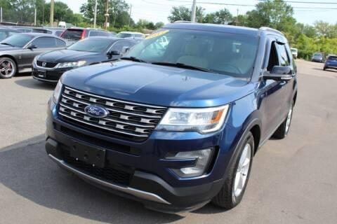 2017 Ford Explorer for sale at Road Runner Auto Sales WAYNE in Wayne MI