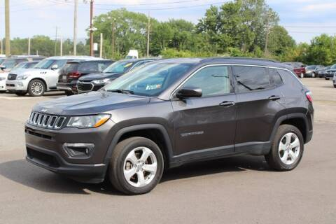 2018 Jeep Compass for sale at Road Runner Auto Sales WAYNE in Wayne MI