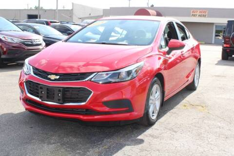 2018 Chevrolet Cruze for sale at Road Runner Auto Sales WAYNE in Wayne MI