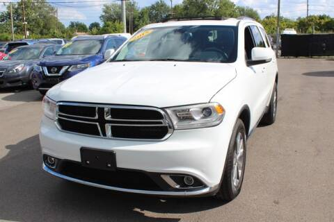 2015 Dodge Durango for sale at Road Runner Auto Sales WAYNE in Wayne MI