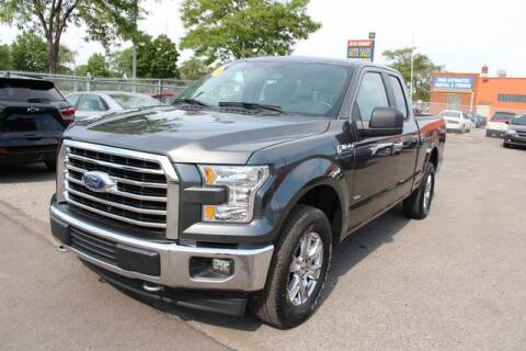 2017 Ford F-150 for sale at Road Runner Auto Sales WAYNE in Wayne MI