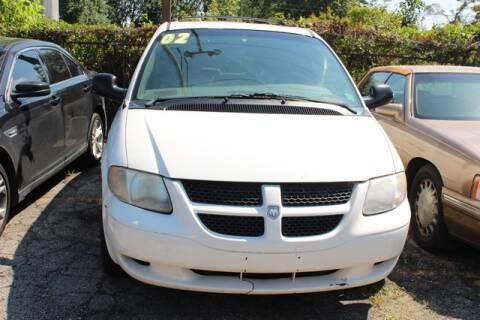 2002 Dodge Grand Caravan for sale at Road Runner Auto Sales WAYNE in Wayne MI