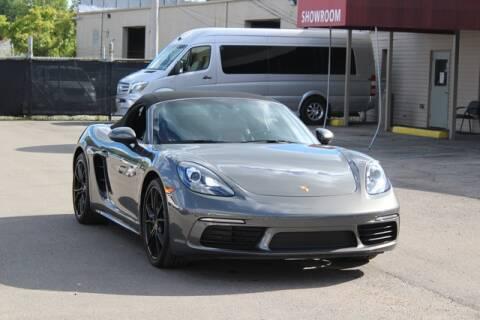 2019 Porsche 718 Boxster for sale at Road Runner Auto Sales WAYNE in Wayne MI