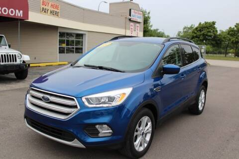 2017 Ford Escape for sale at Road Runner Auto Sales WAYNE in Wayne MI