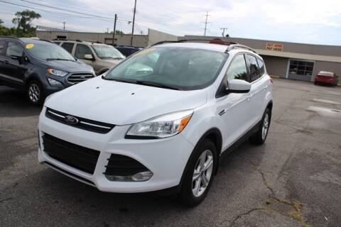 2014 Ford Escape for sale at Road Runner Auto Sales WAYNE in Wayne MI