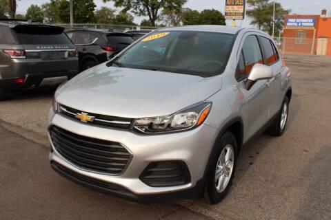 2019 Chevrolet Trax for sale at Road Runner Auto Sales WAYNE in Wayne MI