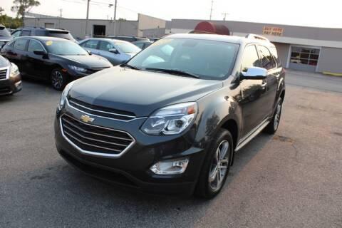 2017 Chevrolet Equinox for sale at Road Runner Auto Sales WAYNE in Wayne MI