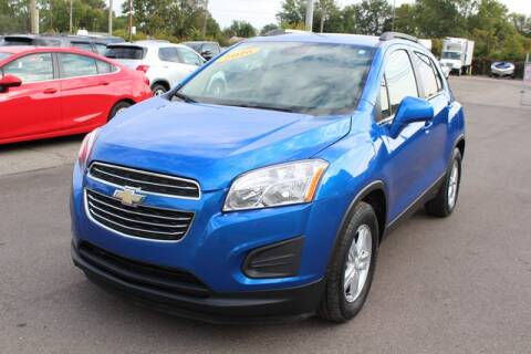 2016 Chevrolet Trax for sale at Road Runner Auto Sales WAYNE in Wayne MI
