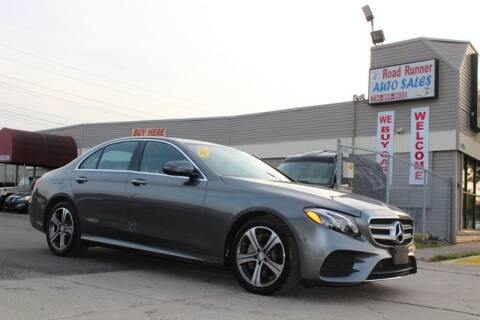 2017 Mercedes-Benz E-Class for sale at Road Runner Auto Sales WAYNE in Wayne MI