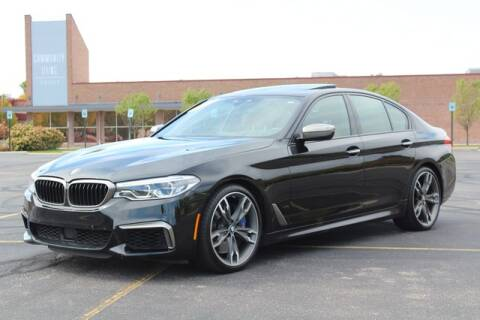 2018 BMW 5 Series for sale at Road Runner Auto Sales WAYNE in Wayne MI