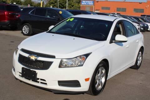 2014 Chevrolet Cruze for sale at Road Runner Auto Sales WAYNE in Wayne MI