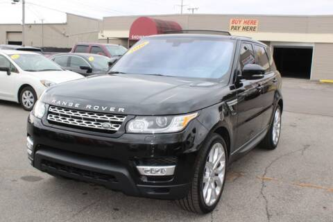 2016 Land Rover Range Rover Sport for sale at Road Runner Auto Sales WAYNE in Wayne MI