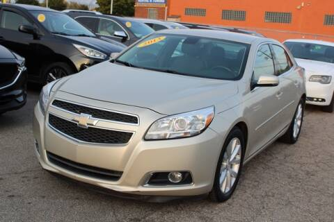 2013 Chevrolet Malibu for sale at Road Runner Auto Sales WAYNE in Wayne MI