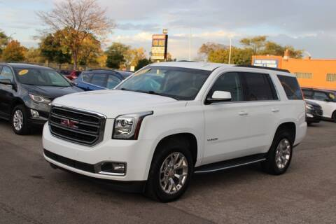 2017 GMC Yukon for sale at Road Runner Auto Sales WAYNE in Wayne MI