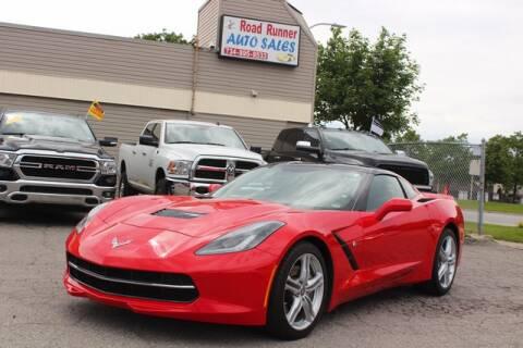 2016 Chevrolet Corvette for sale at Road Runner Auto Sales WAYNE in Wayne MI