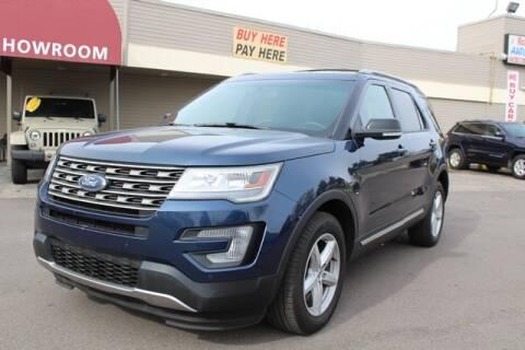 2016 Ford Explorer for sale at Road Runner Auto Sales WAYNE in Wayne MI