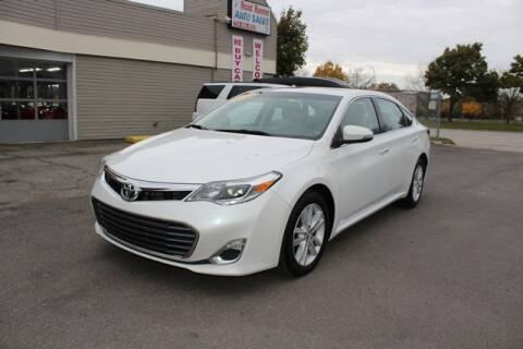 2015 Toyota Avalon for sale at Road Runner Auto Sales WAYNE in Wayne MI