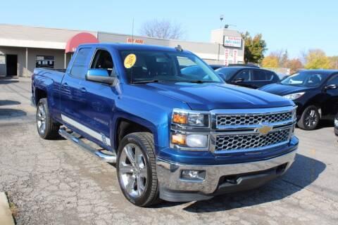 2015 Chevrolet Silverado 1500 for sale at Road Runner Auto Sales WAYNE in Wayne MI