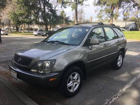 2000 Lexus RX 300 for sale at StarMax Auto in Fremont CA