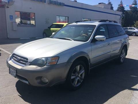 2005 Subaru Outback for sale at StarMax Auto in Fremont CA
