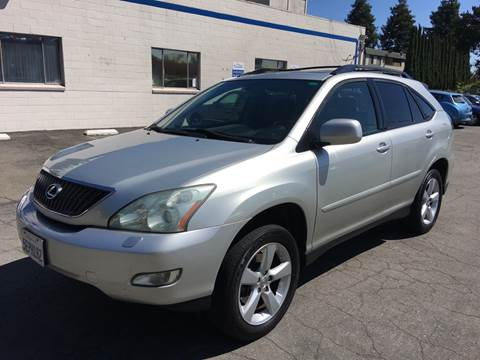 2004 Lexus RX 330 for sale at StarMax Auto in Fremont CA