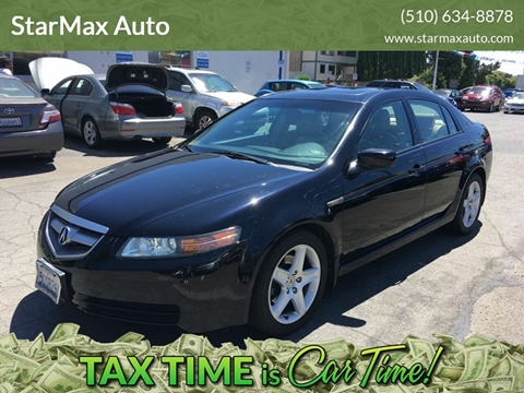 2005 Acura TL for sale at StarMax Auto in Fremont CA