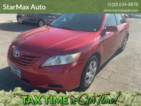 2007 Toyota Camry for sale at StarMax Auto in Fremont CA