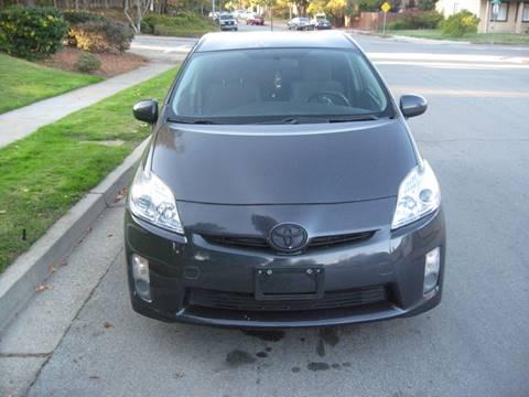 2010 Toyota Prius for sale at StarMax Auto in Fremont CA
