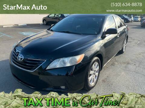 2009 Toyota Camry for sale at StarMax Auto in Fremont CA