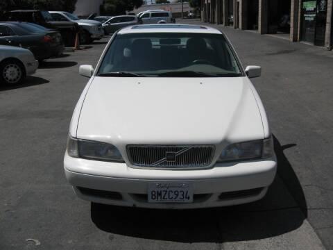 1998 Volvo S70 for sale at StarMax Auto in Fremont CA
