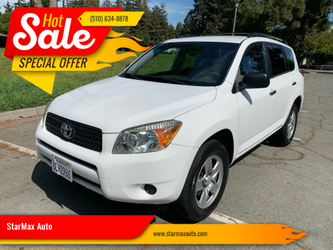 2006 Toyota RAV4 for sale at StarMax Auto in Fremont CA