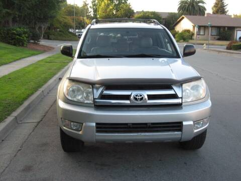2005 Toyota 4Runner for sale at StarMax Auto in Fremont CA
