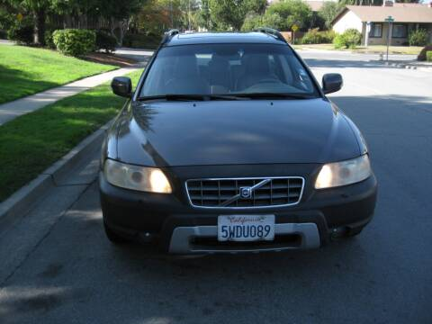 2007 Volvo XC70 for sale at StarMax Auto in Fremont CA